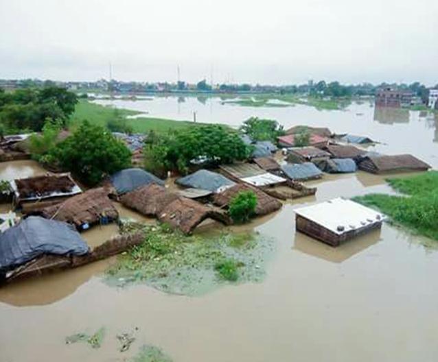 2017 Flooding in Bihar