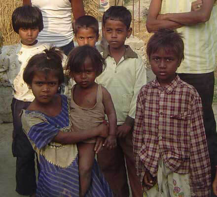 Children of Bihar
