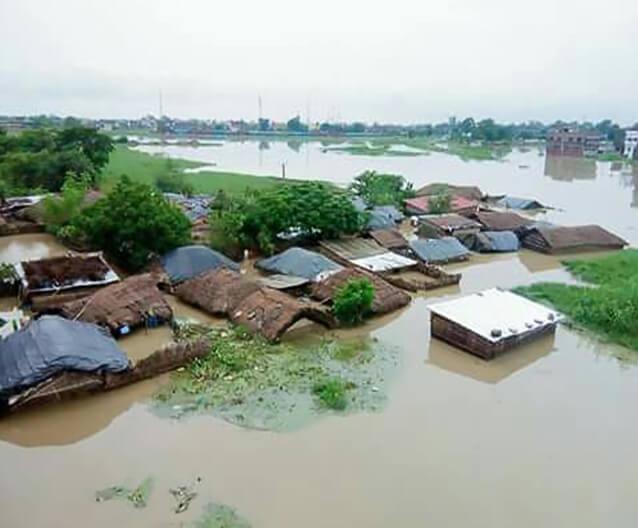 2017: Flooding in Bihar