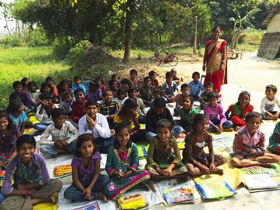 A FreeSchool in Bihar